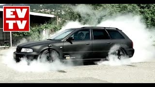 Download BEST Audi RS4 moments! Video