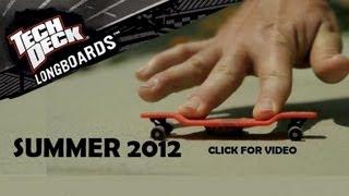 Download 2012 Tech Deck Longboard Review Video