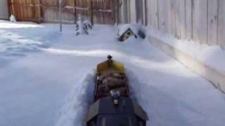 Download G scale snowplow part 4 Video