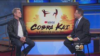 Download ″Karate Kid″ Star Martin Kove Talks New Hit Show 'Cobra Kai' Video