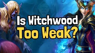 Download Is Witchwood Too Weak? - Hearthstone Video