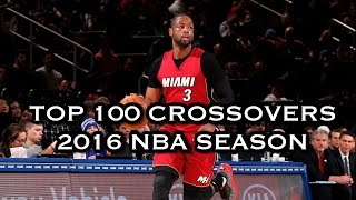 Download Top 100 Crossovers: 2016 NBA Season Video