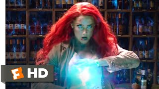 Download Aquaman (2018) - Mera's Rooftop Chase Scene (6/10)   Movieclips Video
