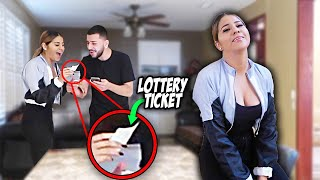 Download YOU WON THE $2 BILLION LOTTERY PRANK! *SHE CRIED* Video