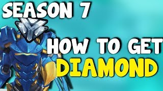 Download How To Get Diamond - Overwatch Competitive Season 7 | How To Rank Up Fast / How To Gain Skill Rank Video