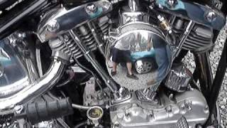 Download MY 1952 PAN-SHOVEL CHOPPER VOODOO Video