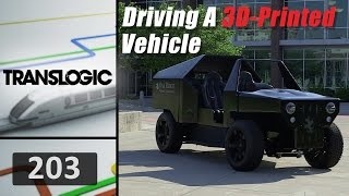 Download 3D-Printed Utility Vehicle And Wireless Charging Home | Translogic 203 Video