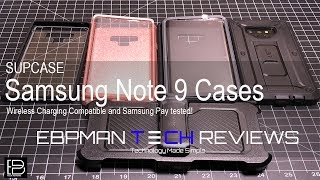 Download Supcase Samsung Galaxy Note 9 Cases Review Video