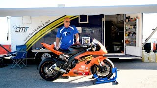 Download Suspension Setup Tips with Dave Moss Video