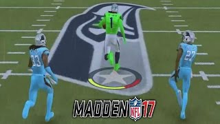 Download Madden 17 Career Mode WR Ep 13 - 102 YARD KICK RETURN TOUCHDOWN! Video