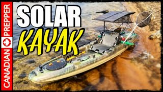 Download Solar Powered Kayak Video