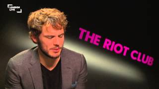 Download 'How To Spot A Posh Person' With The Cast Of Riot Club | London Live Video