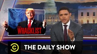 Download The Daily Show - Team Trump Proposes a Muslim Registry Video