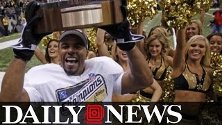 Download Ex NFL Star Darren Sharper Gets 18 Years In Prison For Drugging And Raping Women Video