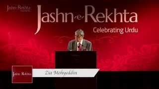 Download Ek lafz dard by Shanul Haq Haqqi and recitation by Zia Mohyeddin Video