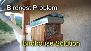 Download Birdnest Problem... Birdhouse Solution Video