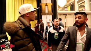 Download LEE SELBY CONFRONTS ABNER MARES AFTER TWITTER WAR!! Video