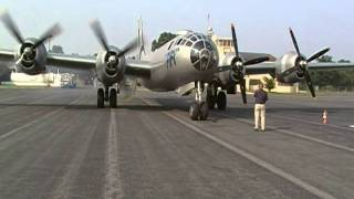Download B-29 Superfortress FiFi Start up Video