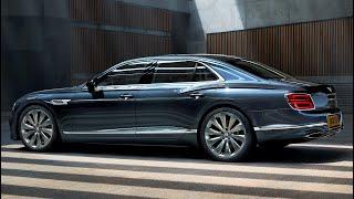 Download 2020 Bentley Flying Spur - Luxury Grand Touring Sports Sedan Video