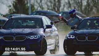 Download Watch the ALL-NEW BMW M5 refuel mid-drift to take TWO GUINNESS WORLD RECORDS™ titles Video
