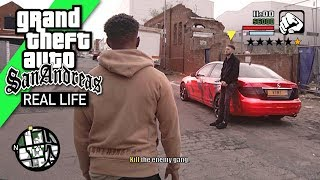 Download GTA San Andreas in REAL LIFE 4 Video