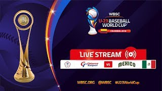 Download Chinese Taipei v Mexico – U-23 Baseball World Cup 2018 Video