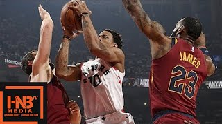 Download Cleveland Cavaliers vs Toronto Raptors Full Game Highlights / Game 2 / 2018 NBA Playoffs Video