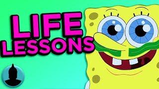 Download 12 Things SpongeBob SquarePants Taught Us - Ft. Vailskibum94 (Tooned Up S3 E40) Video