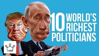 Download Top 10 Richest Politicians In The World Video