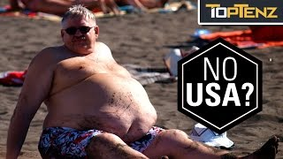Download Top 10 FATTEST COUNTRIES in the World Video