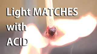 Download Light Matches with Acid Video