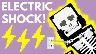 Download What Really Happens To Your Body When You're Electrocuted? Video