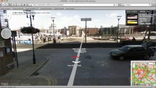 Download Editors hack Google Street View in London Video