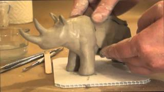 Download Making a Simple Animal out of Clay Video