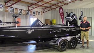 Download 2018 Lund 1875 Pro-V Bass XS Video