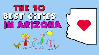 Download The 10 BEST CITIES to Live in ARIZONA Video