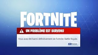 Download 5 FAÇONS de se faire BANNIR de FORTNITE.. Video