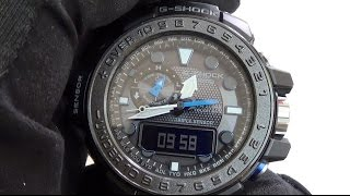 Download Casio - G-Shock Gulfmaster GWN-1000B-1A Review Video