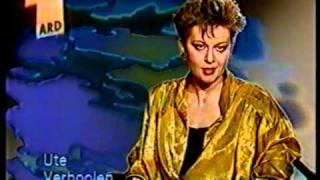 Download ARD Ansage Ute Verhoolen 80er Jahre Video