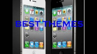 Download Top 10 Best Winterboard Retina Display HD Themes For iPhone 4 And iPod Touch 4G Of 2011 Video