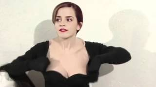 Download Emma Watson Taking Her Clothes Off Video
