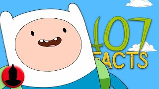 Download 107 Finn the Human Facts YOU Should Know! (107 Facts S6 E26) | Channel Frederator Video