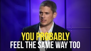 Download The Speech That Will Make You Cry | Wentworth Miller Video
