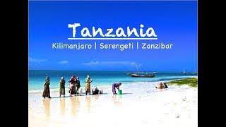 Download Tanzania Trip | Kilimanjaro | Serengeti | Zanzibar | GoPro HD Video