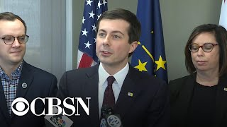 Download South Bend, Indiana, Mayor Pete Buttigieg considers presidential run Video