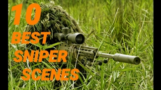 Download TOP TEN Movie Sniper scenes Video