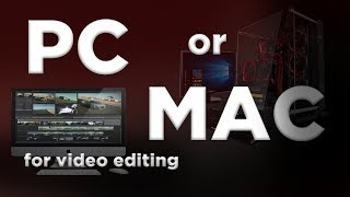 Download Video Editing on a MAC vs PC: Mystery Solved? Video