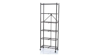 Download Origami 6Tier Storage Rack Up to 120 lb. Capacity Video