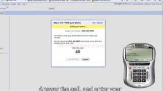 Download How to setup Google Voice without a USA telephone number! Video