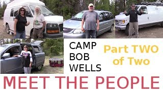 Download Meet the People, including Bob Wells of Cheap RV Living (CRVL) in Leadville, CO. Part 2 of 2 Video
